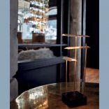 KNOKKE - lampe de table sur batterie