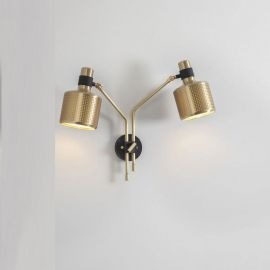 RIDDLE - Double wall lamp