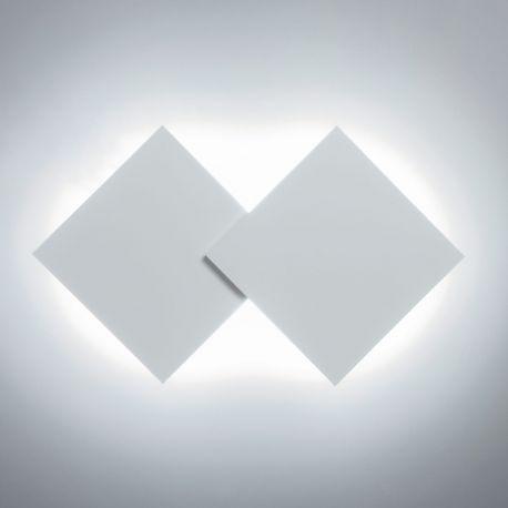 PUZZLE - double carrés - Applique