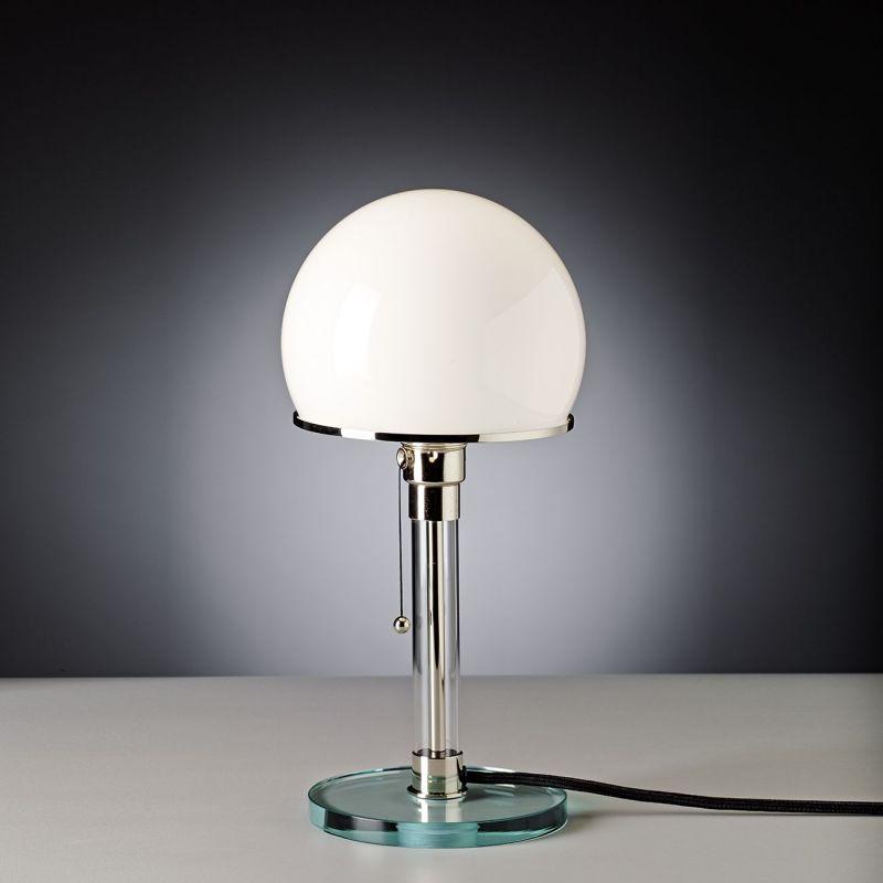 Table lamp WG24   Wilhelm Wagenfeld 1924  classicmoebel.eu