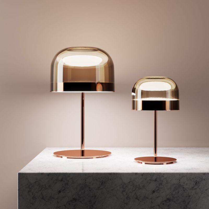 Equatore,lampe de table,design,FontanaArte,Espace Lumiere