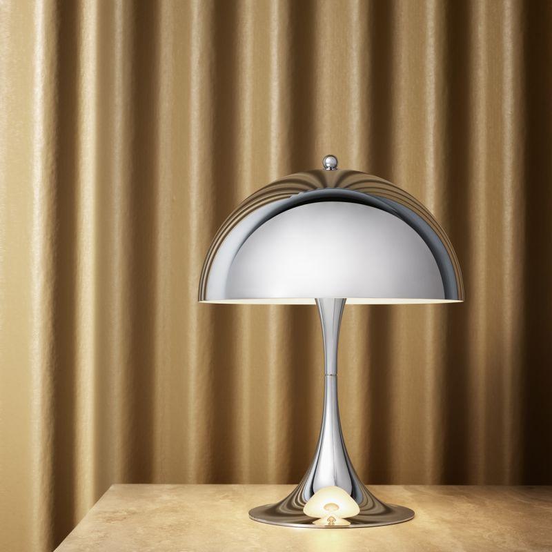 panthella mini espace lumi re. Black Bedroom Furniture Sets. Home Design Ideas